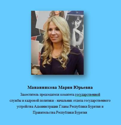 Манникова